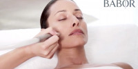 Microdermabrasion power peeling