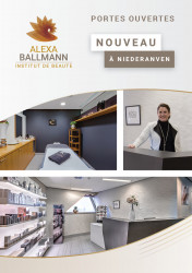 Nouvel Institut Babor Beauty Spa - Alexa Ballmann